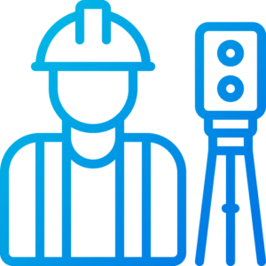 civil engineering mapping icon