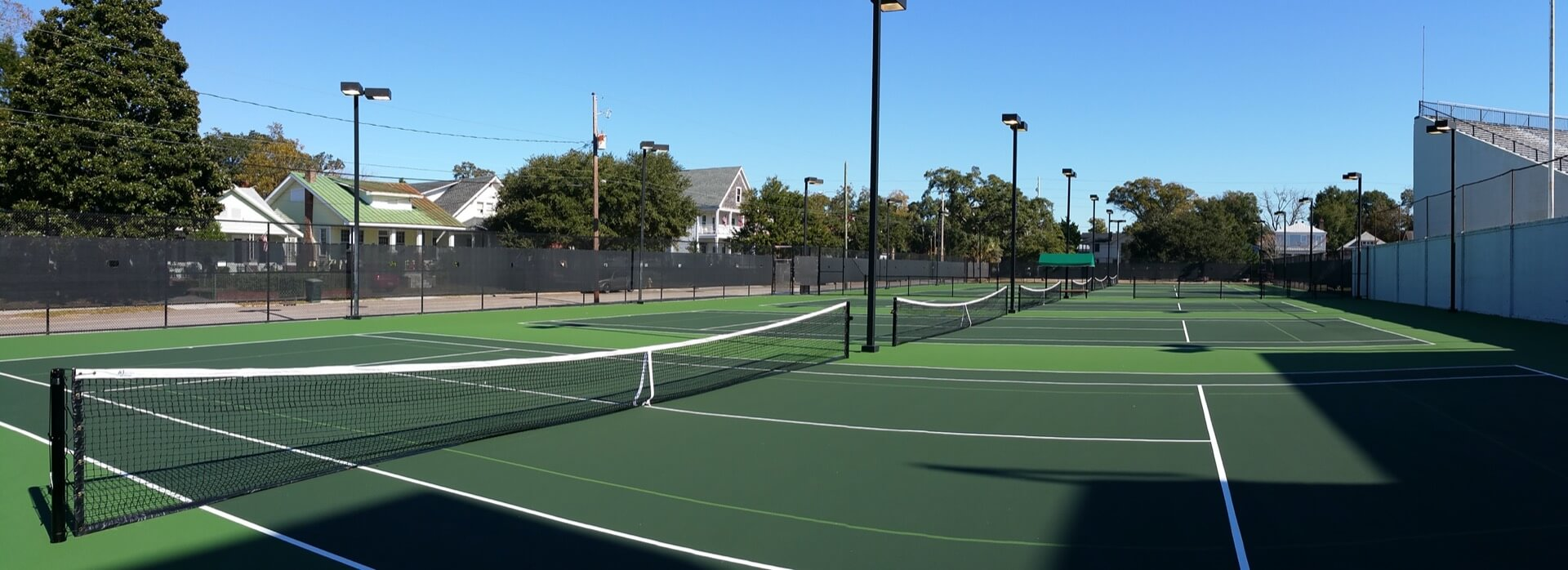 Jack Adams Tennis Facility